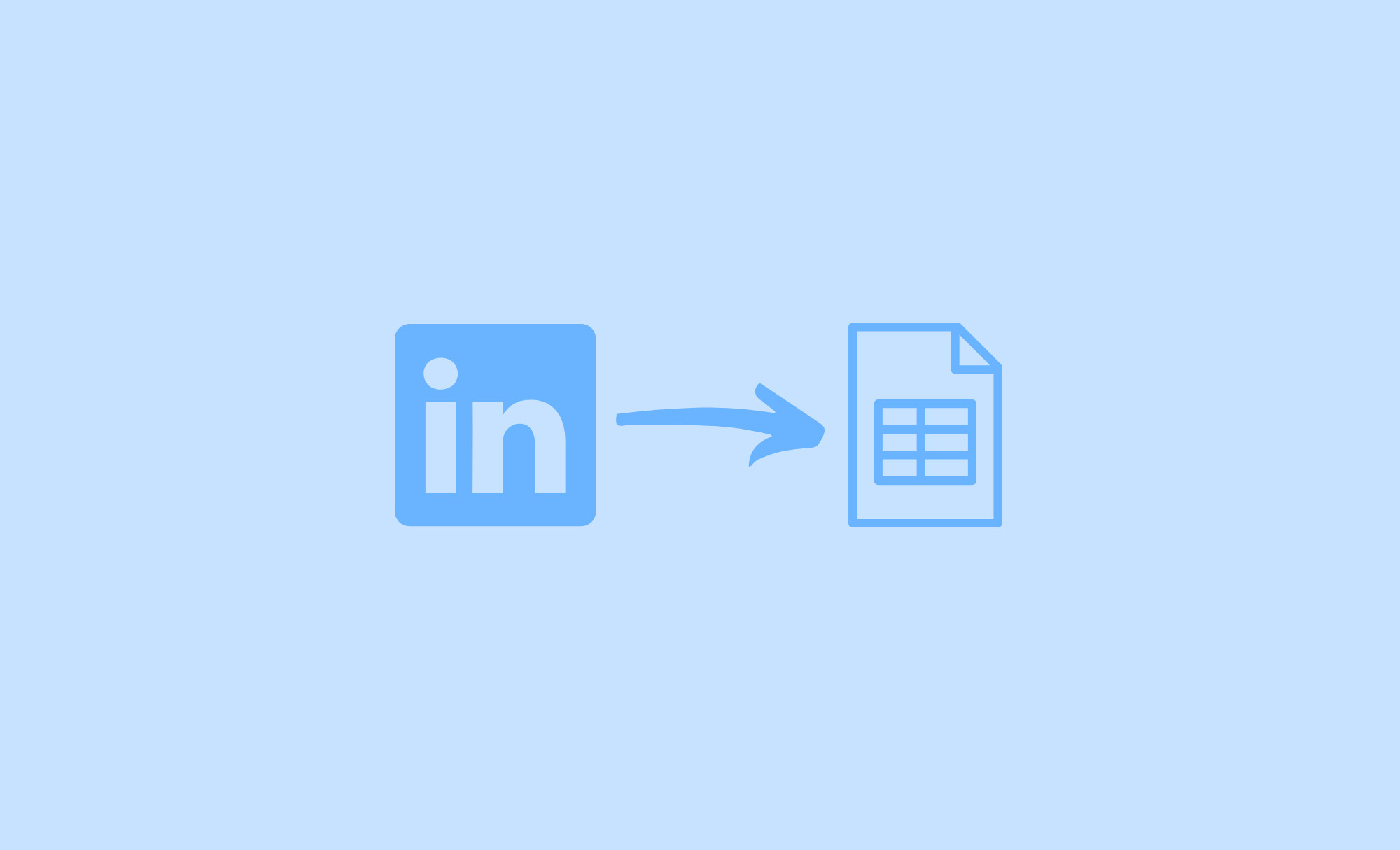 How to export your LinkedIn contacts with Emails