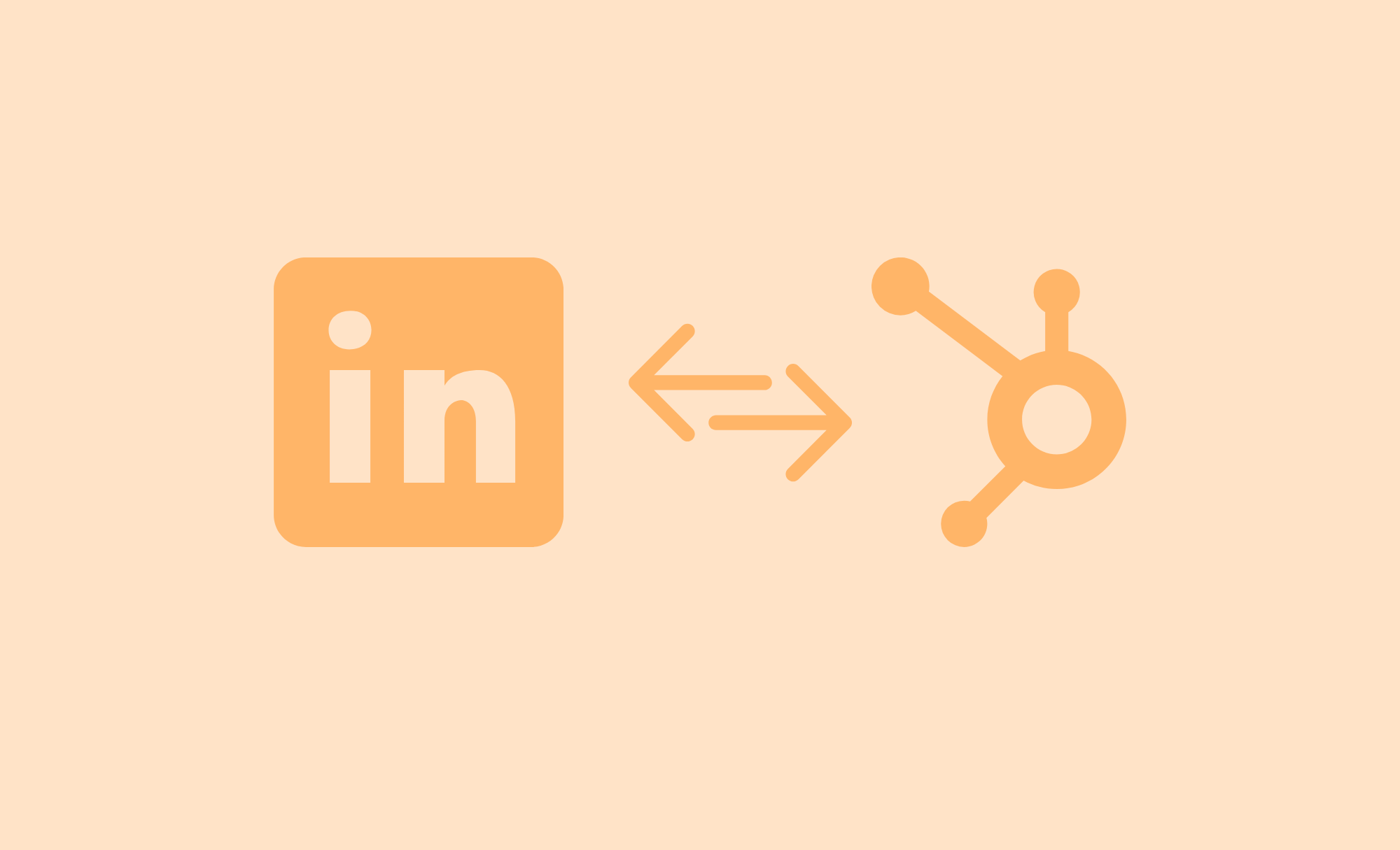 How to import LinkedIn contacts to Hubspot
