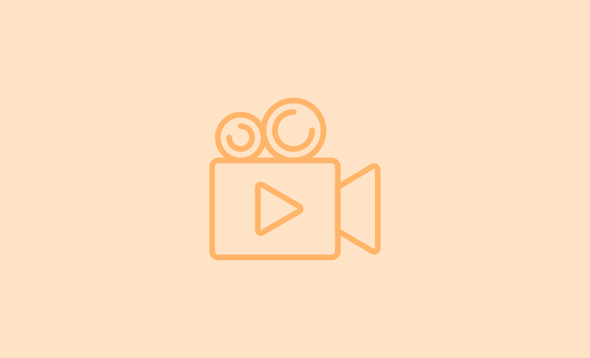 Sourcing candidates using video outreach by