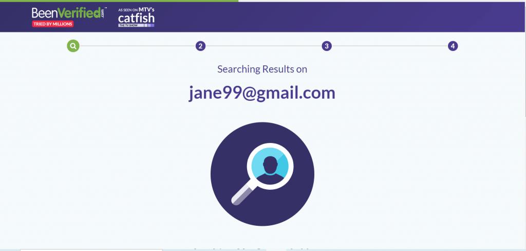 Beenverified gmail search