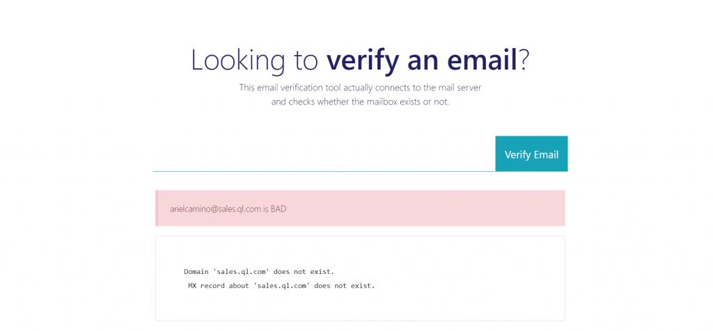 verifyemail screenshot