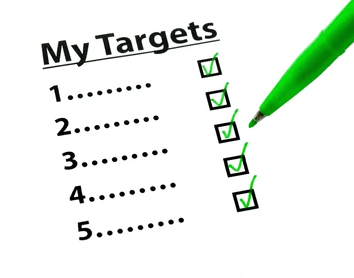 Compile a list of targets